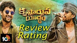 'Krishnarjuna Yuddam' Movie Review and Rating | #Nani | #Anupama | #HipHopTamizha