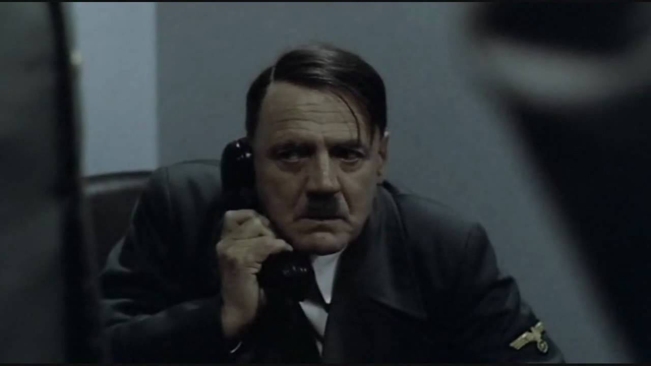 Hitler's crazy phone call