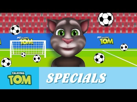 Talking Tom's Football Trivia
