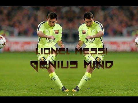 Lionel Messi • The Genius Mind