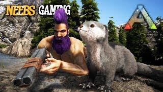 Ark: Survival Evolved - Otter Hunting