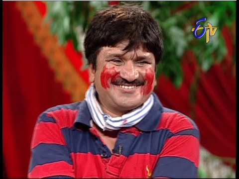 Jabardasth - జబర్దస్త్ - Rocket Raghava Performance on 18th September 2014