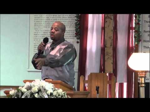 Minister Phillip Bronaugh, Jr., Eulogy of Larry Bronaugh (his uncle