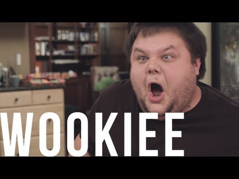 WOOKIEE - Comedy Short Film - Corey Vidal Music Videos