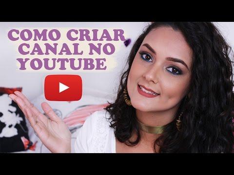 COMO CRIAR CANAL NO YOUTUBE | DICAS, NOME, ADSENSE #1- Por Jéssica Freitas thumbnail