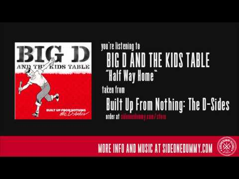 Big D And The Kids Table - Halfway Home