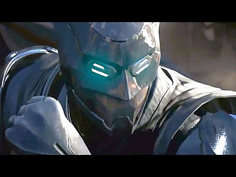 INJUSTICE 2 Gameplay Demo (E3 2016)