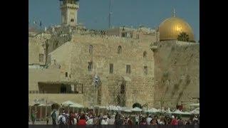 """""""Черные гробокопатели"""" разрушают Иерусалим"""