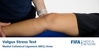 Valgus Stress Test | Medial Collateral Ligament (MCL) Knee