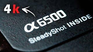 My new 4K camera   Tech talk   Sony A6500