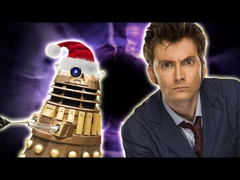 8 Weird Doctor Who Facts