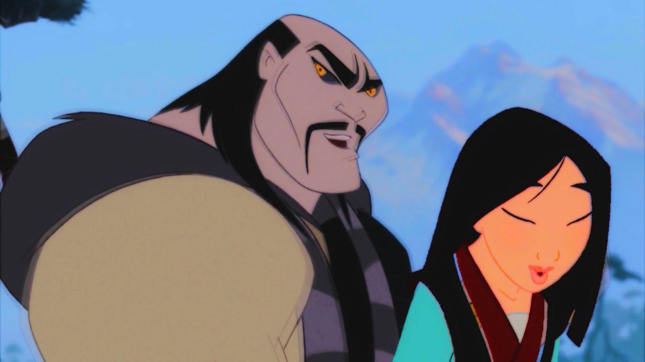 Amaranth - Mulan and Shan Yu - YouTube