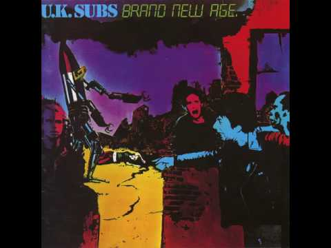 Uk Subs - Brand New Age