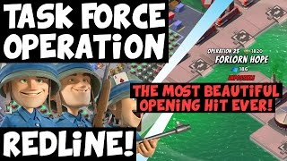 Redline! ✦ The Most Beautiful Opening Hit Ever! ✦ Forlorn Hope ✦ Boom Beach