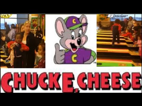 Nutty NY~Worst Kid Ever Seen In Chuck E. Cheese