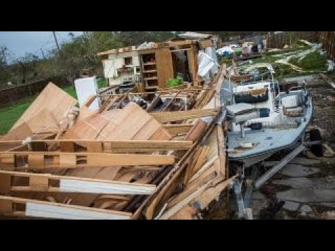 It will take years for Harvey recovery to happen: Fmr. FEMA director