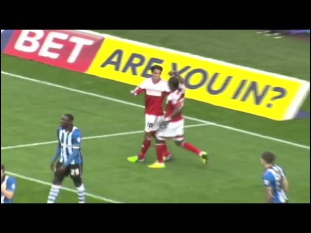 Doblete de Bryan Ruiz ante el Wigan Athletic