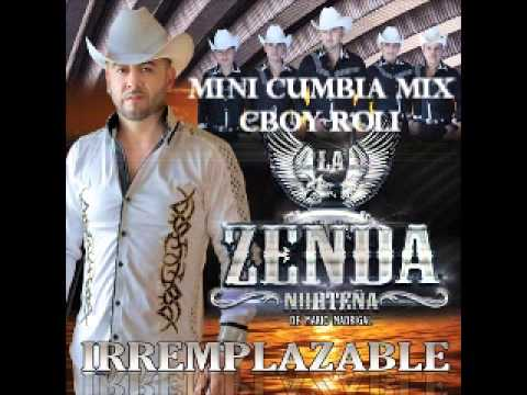 la zenda nortena 2013 mini cumbia mix