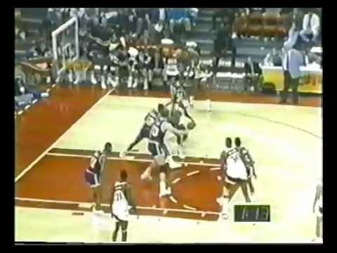 Dominique Wilkins (46pts) vs. Jazz (1987)