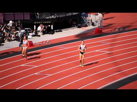 London 2012 - Jessica Ennis - 100M Hurdles Victory