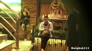 ASIAN HOT GIRL BANGKOK NIGHT LIFE SCENES 2017 THAILAND