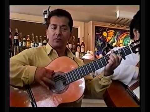 Manita Fernando de Plata y las guitarras Les vagues 2002