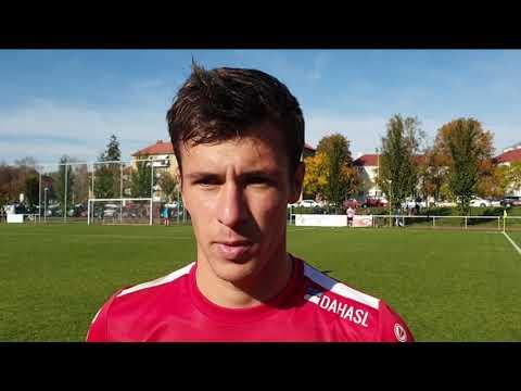 Jakub Brát: Pomohl nám rychlý gól, pak už to bylo opatrnější