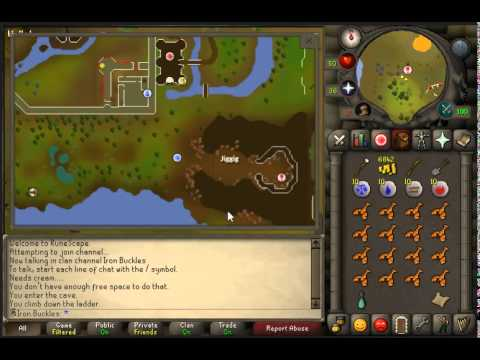Runescape 2007 - 04 Degrees 05 Minutes South 04 Degrees 24 Minutes East