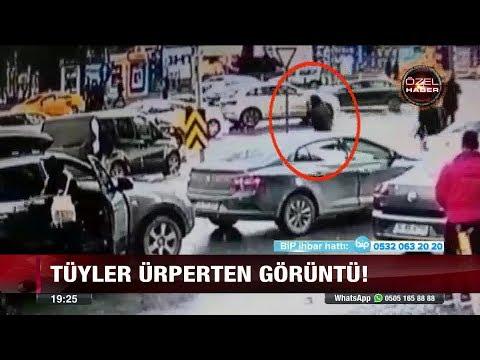 İstanbul'un göbeğinde kız kaçırma! - 15 Ocak 2018