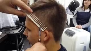 Видео урок мужских стрижек для начинающих павла баженова