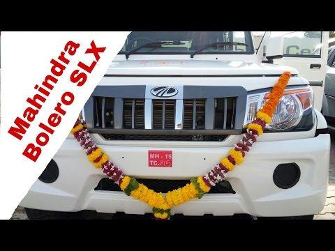 Mahindra Bolero Power+ SLX 2017 Model | Bishnoi Gettting New Mahindra Bolero SLX