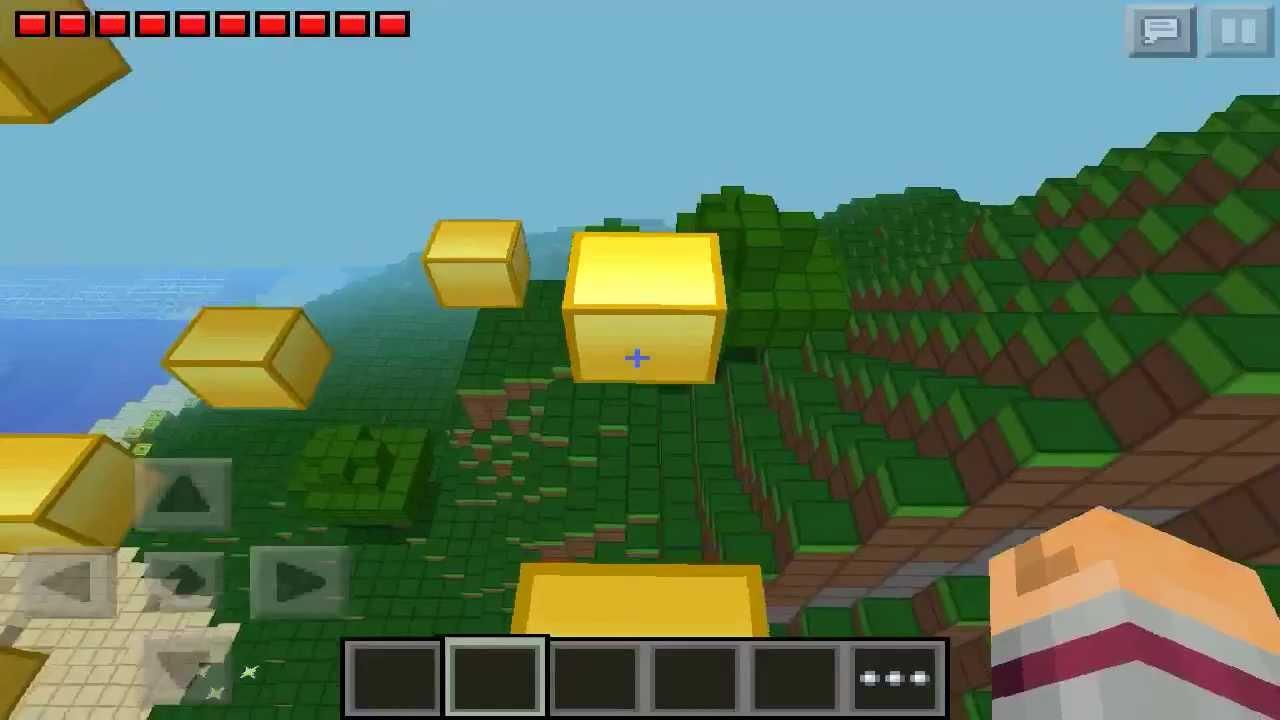 free online minecraft parkour