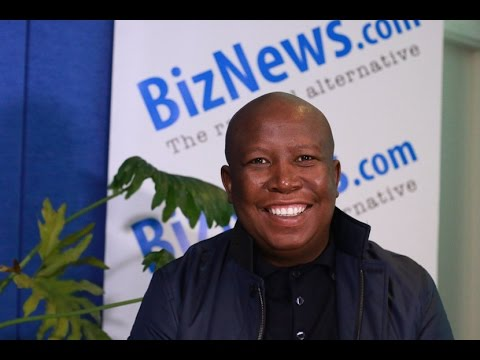 Julius Malema and Tim Modise: Why global business is ready for a radical change to SA economy