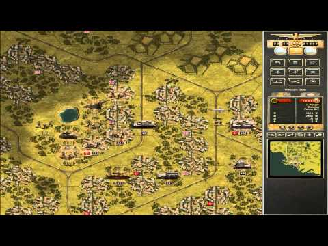 Let´s play Panzer Corps: St. Nazaire (Grand Campaign West 42-43)