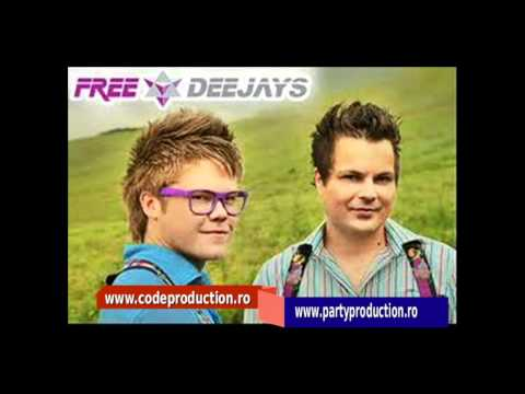 Sonerie telefon » Free Deejays & Marius Mihalache – Jamoja (2011) – Produced By Code Production