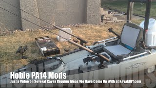 Affordable Mods & Customizations Of The Hobie PA14