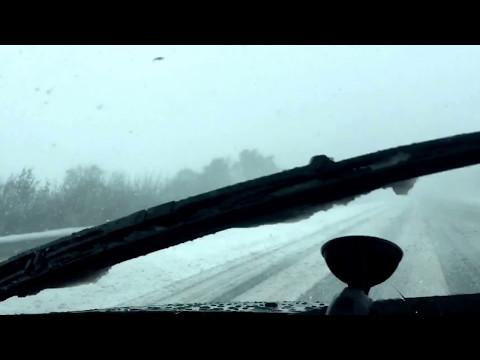 20.04.2017 год Киев Одесса снегопад офигеть !! Апокалипсис !!
