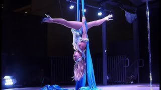 Jennifer Simonds - Dirty Disney - Aerial Silks