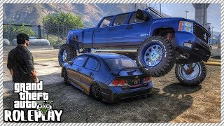 GTA 5 Roleplay - Crushed Guys Car Angry Owner Chased Me with Axe | RedlineRP #374