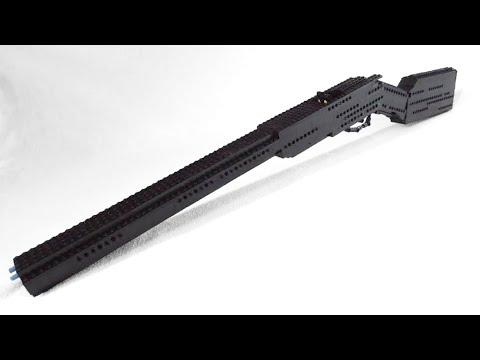 Lego Stoeger Longfowler Shotgun (Working)