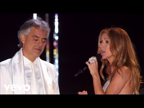 Andrea Bocelli - The prayer (feat.Celine Dion)