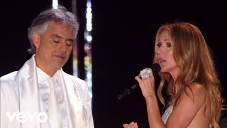Andrea Bocelli Céline Dion The Prayer