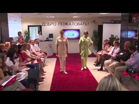 Презентация модной медицинской одежды Доктор Стиль.mp4