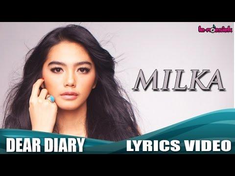 Milka - Dear Diary (Official Lyric Video)