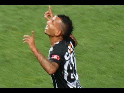 GOLAÇO! Otero, Atlético-MG 3 x 0 Figueirense – Série A 23/10/2016