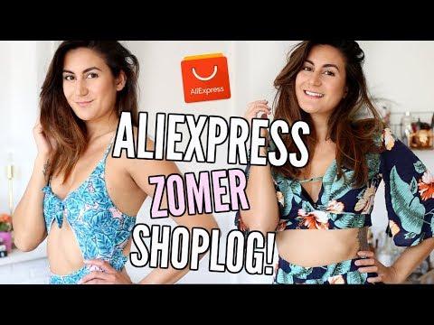 AliExpress ZOMER SHOPLOG