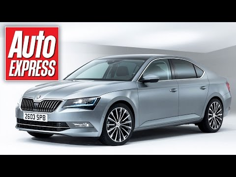 New Skoda Superb 2015: everything you need to know