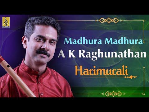 Madura Madhura A Carnatic Flute Concert By A.K.Raghunadhan