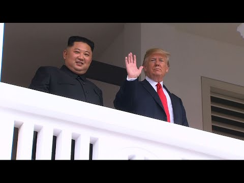 Trump With Kim: 'Excellent Relationship'