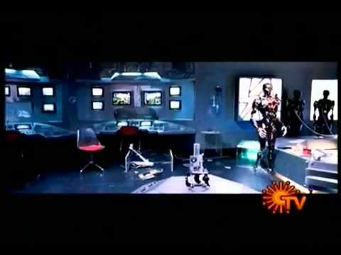 Endhiran (robot) Movie Making Hd- Part 1 Of 4 video